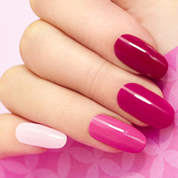 Natural Nail Services For Hands